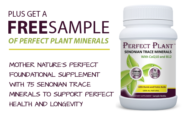 Plus Get Free Sample of Perfect Plant